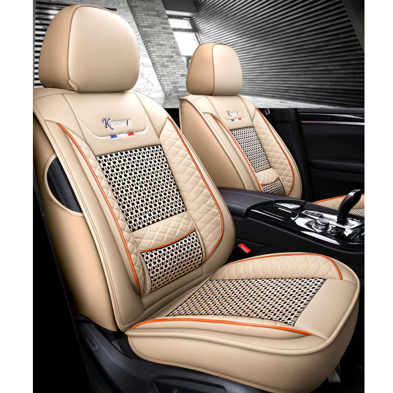 leather car seat cover For peugeot 308 sw 508 307 sw 508 2008 307 3008 2012 5008 2012 accessories image