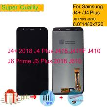 Original For Samsung Galaxy J4+ 2018 J4 Plus J415 J415F J410 J6 Prime J6 Plus 2018 J610 LCD Display Touch Screen Sensor Assembly origina for samsung galaxy j4 2018 j4 plus j415 j415f j410 j6 prime j6 plus 2018 j610 lcd display touch screen j4 2018 j400 lcd