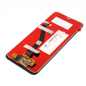 Image 4 - For Huawei Y6 2019 LCD Display Touch Screen For Huawei Y6 Prime 2019 LCD Y6 Pro 2019 Display MRD LX1f Screen With Frame Replace
