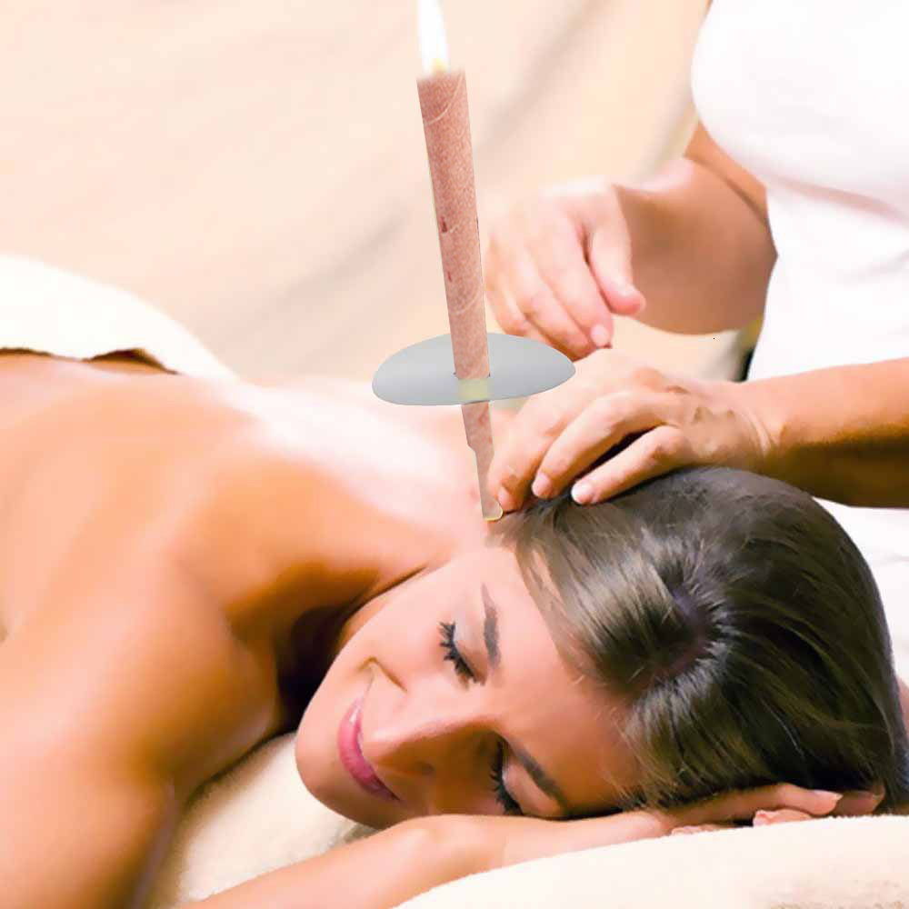 NATURAL EAR CANDLING HEALTHY CARE EAR
