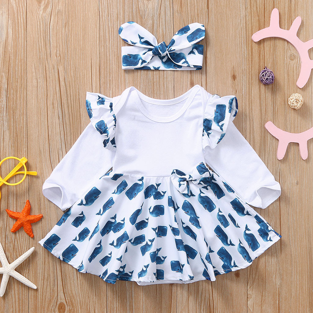 Samgami Baby Girls Baby Clothes Suit Summer Daily Clothing Leopard Tops Jeans Outfits Set