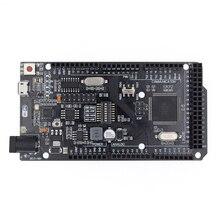 Mega2560 + WiFi R3 ATmega2560 + ESP8266 32 Mo de mémoire USB-TTL CH340G. Compatible pour Arduino Mega NodeMCU pour WeMos MEGA 2560