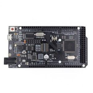 Mega2560 + WiFi R3 ATmega2560+ESP8266 32Mb memory USB-TTL CH340G. Compatible for Arduino Mega NodeMCU For WeMos MEGA 2560(China)