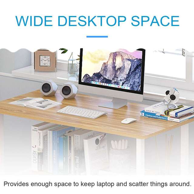 Business Office Furniture Laptop Desk Computer Desk With Stand