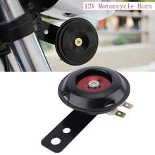 12V 105DB Universal Scooter Moped Motorcycle Electric Loud Air Horn Klaxon Siren New hot sale(China)