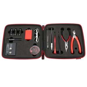 Vape-Device Tank-Atomizer Diy-Tool-Kit Coil-Master-Diy-Kit RDA RTA Rebuild E-Cigarette