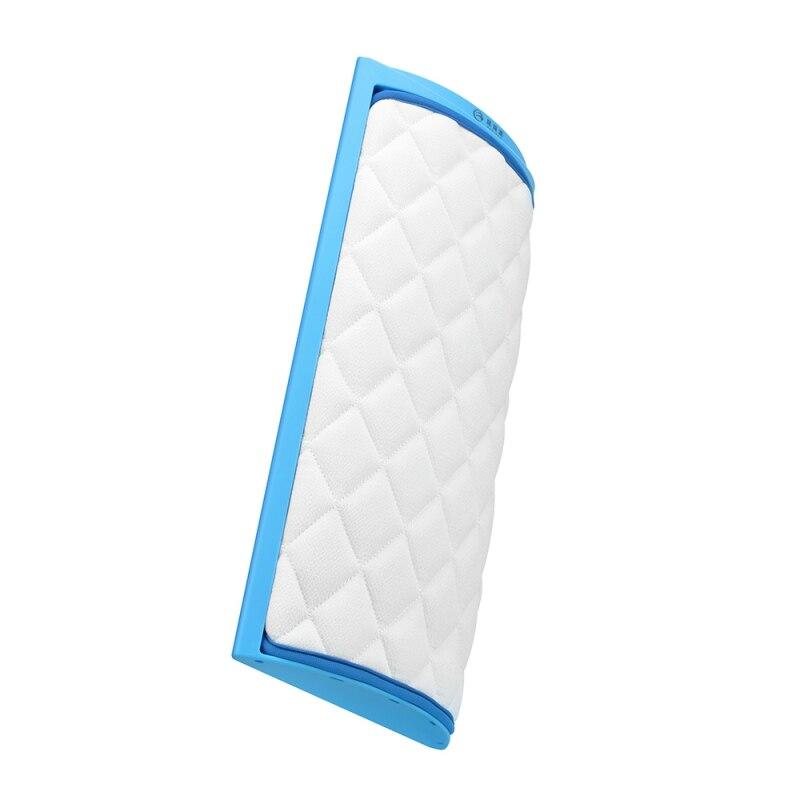 Scrubber Hands Free Back Brush Soft Body SPA Swimsuit Brush Back Wall Mounted Back Brush Bath Sponge Bathroom Accessories