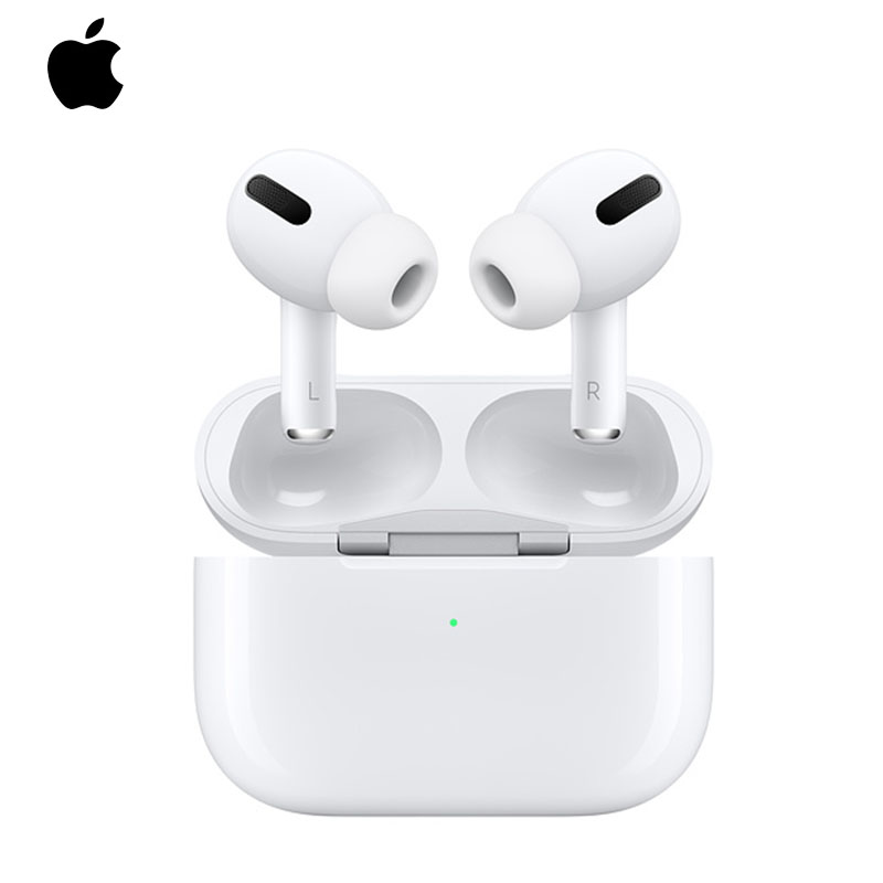 <font><b>Apple</b></font> AirPods Pro 3 Wireless Bluetooth Headset mit Wireless Charging Fall für iPhone 11 XR XS MAX iPad Macbook Uhr <font><b>apple</b></font> image