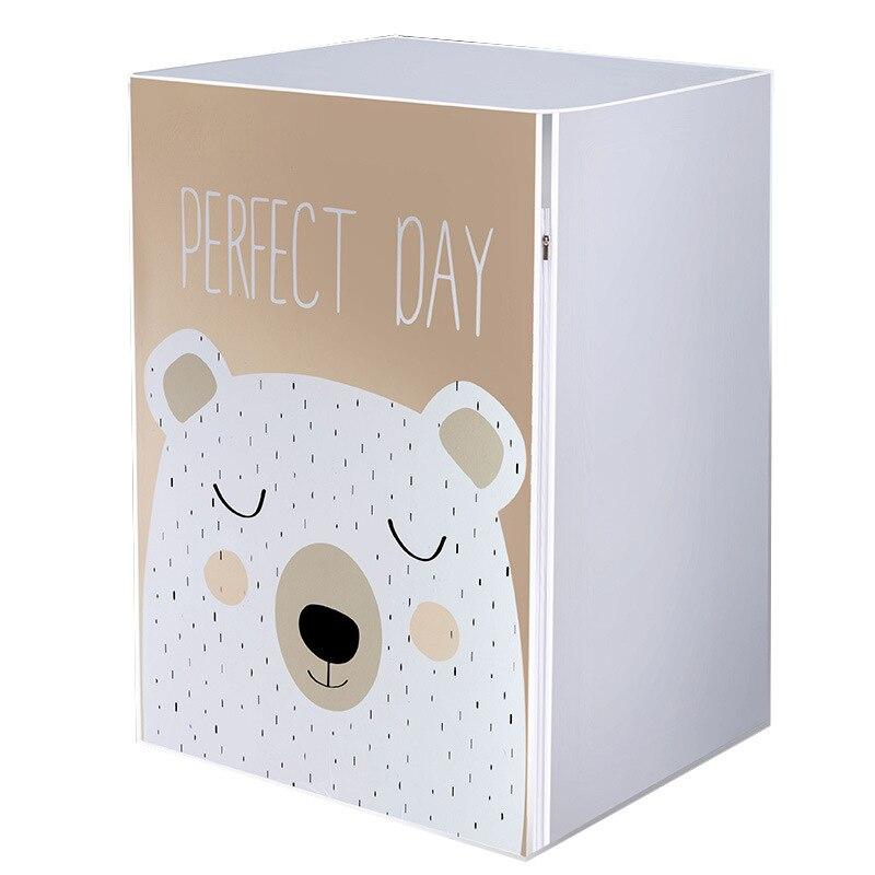 Washing Machine Cover, Waterproof Sunscreen Protector,Washer Dryer Cover Waterproof Anti-Splash,Dryer Dust Cover