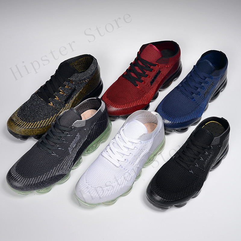 2019 New Air Vapor 2.0 Max Running Shoes For Men Women Original Breathable Shoes Air Cushion Outdoor Athletic Sports Sneakers