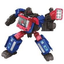 Robot Siege War dla Cybertron crossheads klasyczne zabawki dla chłopców figurka