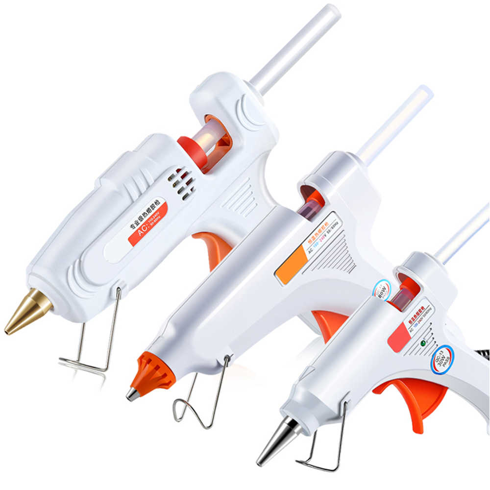 TAITU DIYมินิปืนHot MeltกาวปืนกาวซิลิโคนปืนThermo Gluegunอุตสาหกรรมไฟฟ้าซ่อมเครื่องมือความร้อน