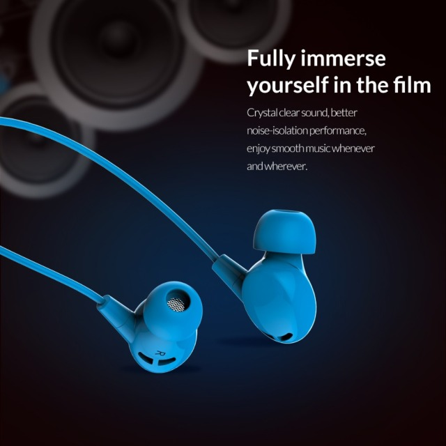 Wired In-Ear Stereo Sport Earphones