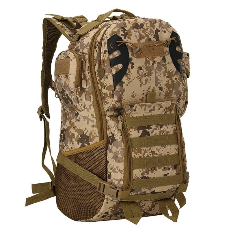 Sacs à dos tactiques Airsoft en plein air sacs à dos de randonnée Molle pour la chasse Camping randonnée militaire voyage