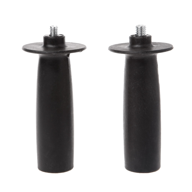 1 Pc 8mm / 10mm Thread Auxiliary Side Handle For Angle Grinder High Quality Auxiliary Handle Grinding Machine Tools 50PB