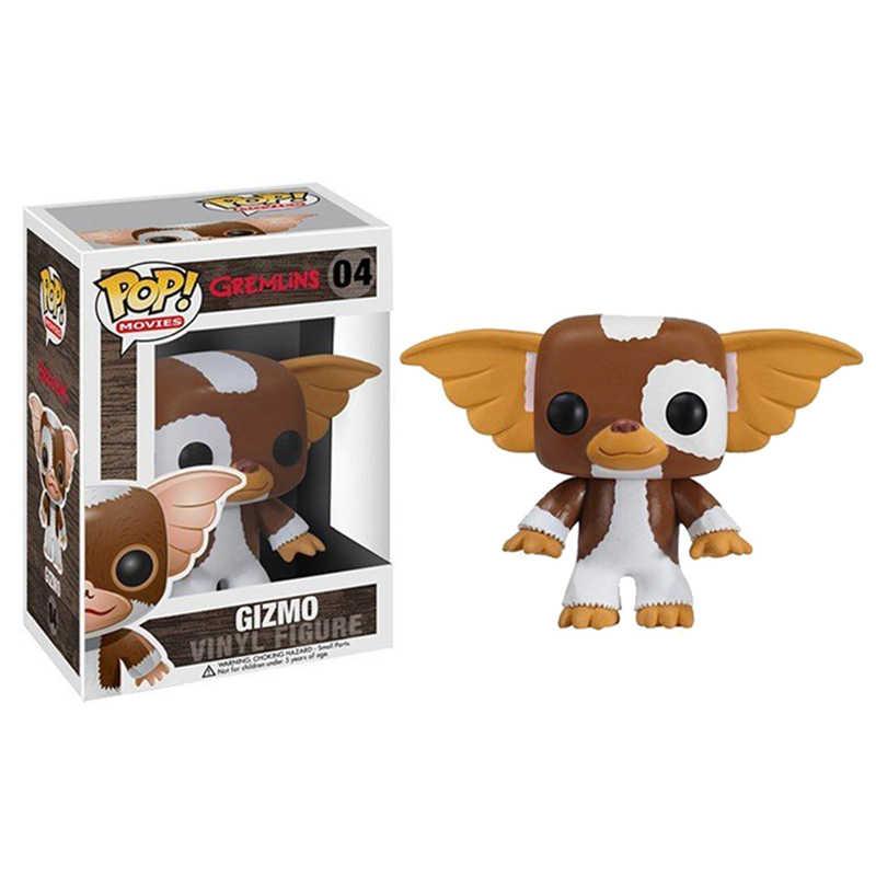 Funko POP New Arrival Gremlins Gizmo 04 # figurka lalki figurki kolekcjonerskie Model zabawki dla dzieci chłopiec prezenty urodzinowe dla dziewczynek