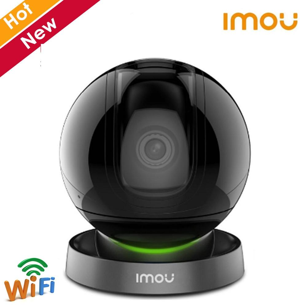 New Dahua Imou Ranger IQ Wifi Camera 360°Coverage Starlight Night Vision AI Human Detection Built-in Siren Wireless IP Camera