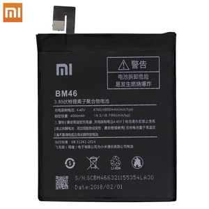Image 3 - Xiao Mi Original BM46 Battery Real 4000mAh For Xiaomi Redmi Note 3 / Note 3 Pro Replacement Phone Batteries Free Tools