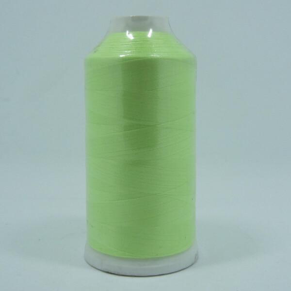 Светящаяся нить зеленого, желтого цвета, 1000 м на катушку, светится в темноте, полиэфирная швейная нить 150D/2, 2020