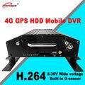 LSZ AHD 720 P/960 P Мегапиксельная 4G gps MDVR жесткий диск + SD карта циклическая запись санитарный грузовик/комбайн/танкер