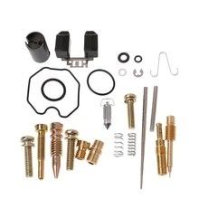 цены ATV Straddle Motorcycle Repair Bag For  Carburetor PZ27 Repair Kits CG150 Carburetor Parts