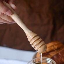3 шт деревянные ложки для чая и кухни