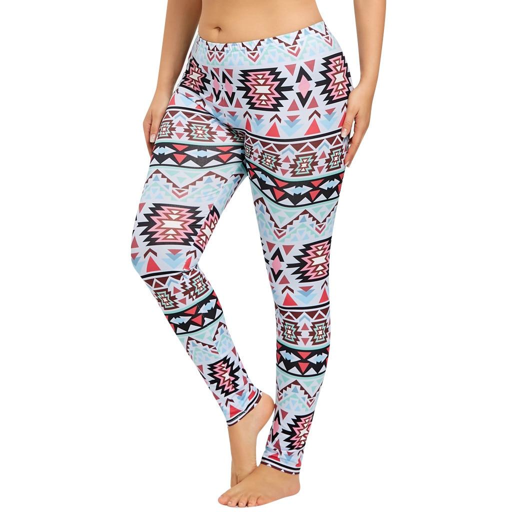 Mujer Leggings Fitness Feminina Legging Legins Plus Size Women Workout Leggings Calzas Mujer Leggins Plus Size Casual 2XL-5XL Z4