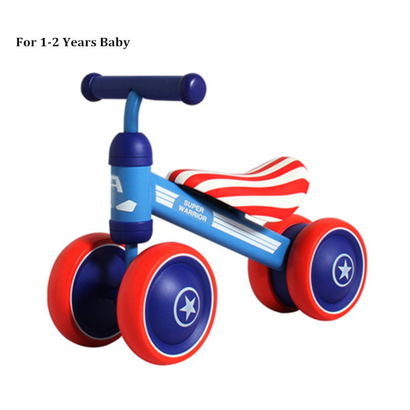 Free Baby Kids Toddler Trike New Infant First Bike Bicycle Walker For Baby Kids Ages 10 Months To 24 Months Indoor Outdoor
