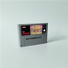 슈퍼 더블 드래곤 액션 게임 카드 EUR 버전 영어