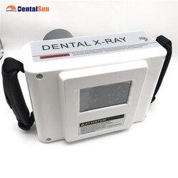 الأسنان عالية التردد شاشة LED تعمل باللمس المحمولة آلة الأشعة السينية