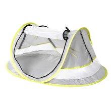 Акула летняя детская Пляжная палатка с защитой от ультрафиолетовых лучей солнцезащитный навес с бассейном водонепроницаемый тент палатка детская Палатка Домик для детей