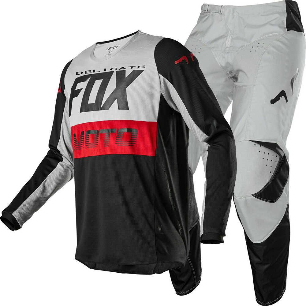 2020 レースフレックス空気モトクロス大人ギアコンボ MX SX オフロードダートバイクベントギア