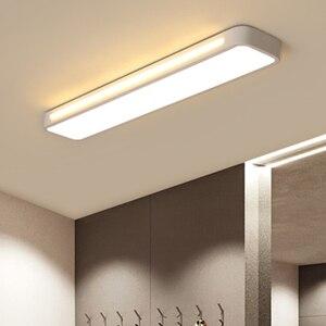 Image 3 - Moderne Led Decke Lichter Für Korridor Balkon für wohnzimmer schlafzimmer restaurant home rechteckigen decke lampe beleuchtung