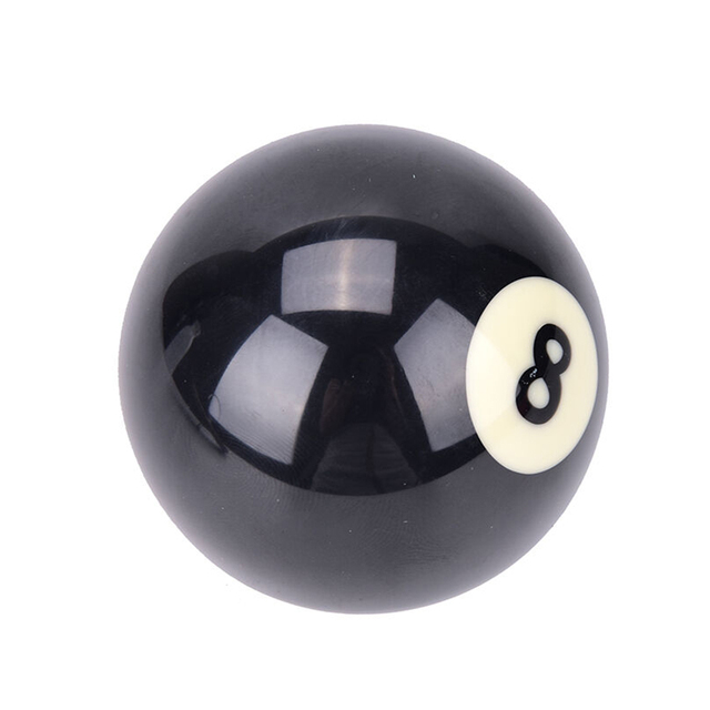 Full Sized 8 Billiard Ball 6