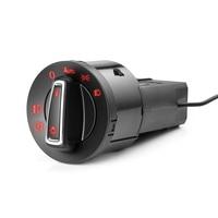 For Volkswagen Golf Mk4 Passat B5 Polo Car Headlight Fog Lamp Switch Headlamp Switch Car Accessorie Car Styling