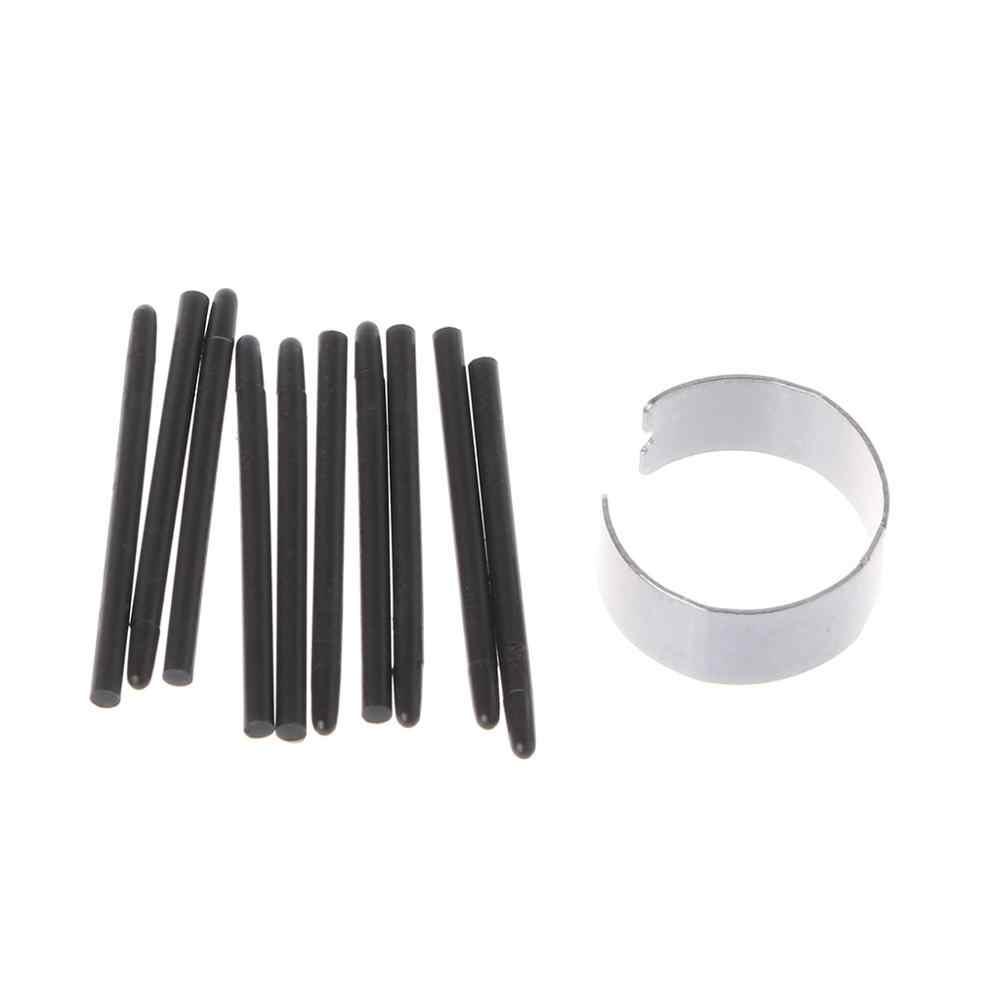 لوح للرسم البياني قلم قياسي قلم القلم ل Wacom قلم رسم 10 قطعة