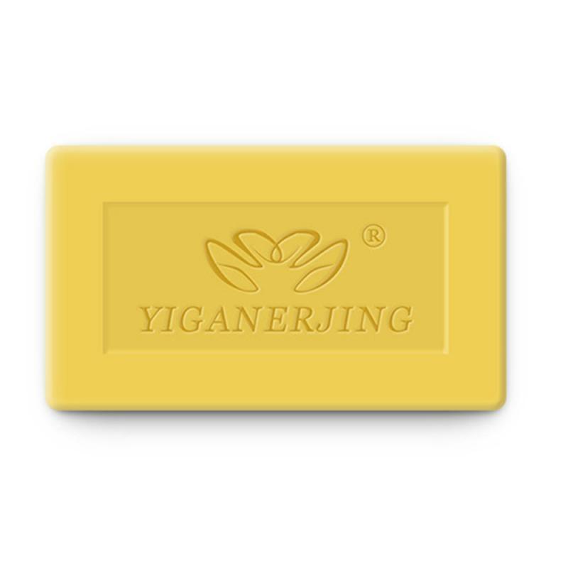 7g Handmade Sulfur No Stimulation Deep Cleaning Anti-mite Pimple Pore Acne Seborrhea Face Body Soap Shower Skin Care Tools TSLM1
