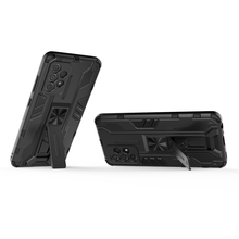 Armor For Samsung A52 A72 Case Cover чехол Shockproof Holder PC Silicone For Samsung galaxy A72 A52 5G Phone Case coque funda