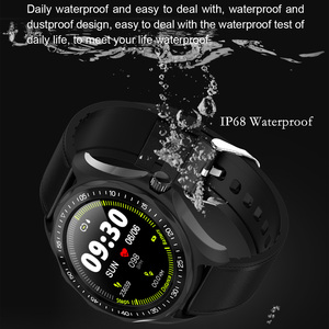 Image 2 - SENBONO S09 Smart Watch IP68 Waterproof Men Heart Rate Monitor Blood Pressure Fitness Tracker GPS Map Smartwatch for Android iOS