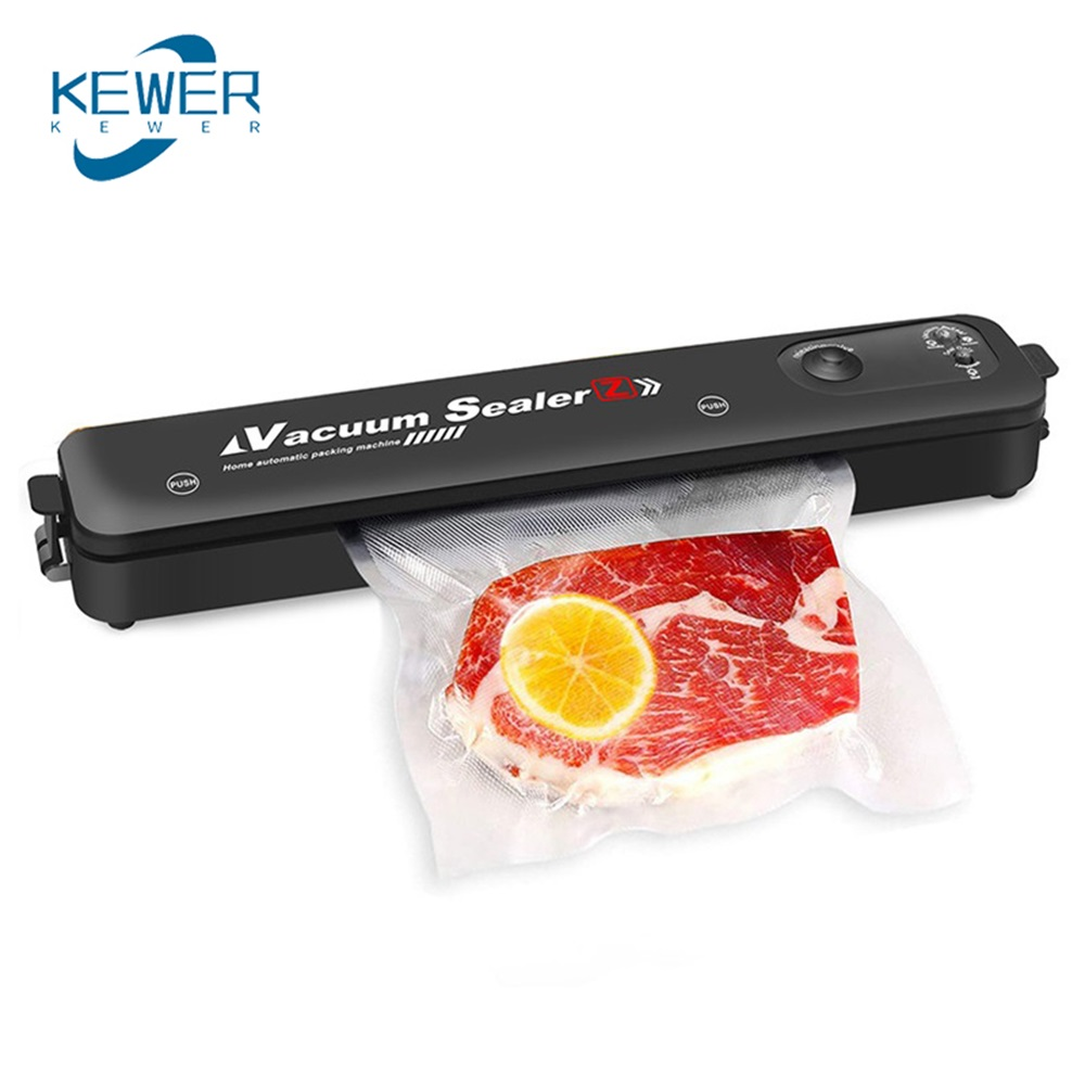 Kitchen Vacuum Sealer Food Packaging Machine For Food Storage Vacuum Packing Sealer Vacuum Food Sealing Bags With Free 10pcs