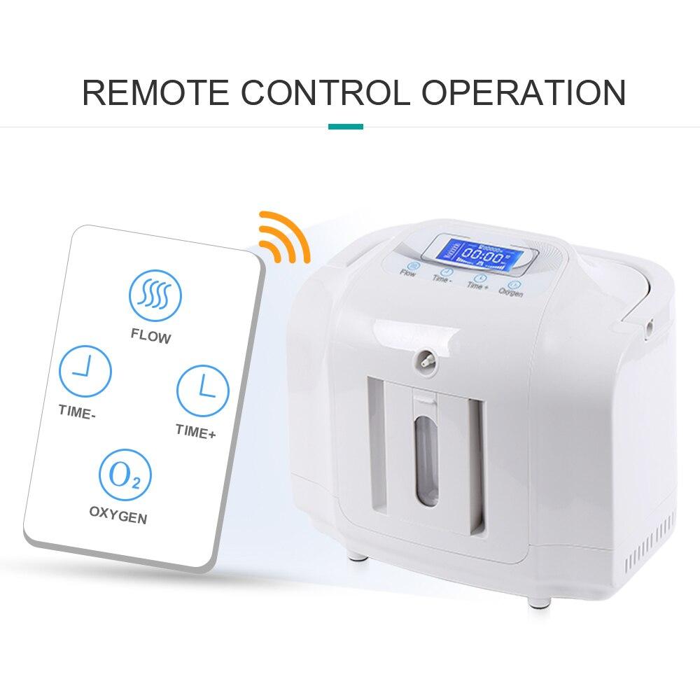 Image 4 - household portable medical oxygen generator 1L oxygen making machine oxygen concentratorOxygen Machine