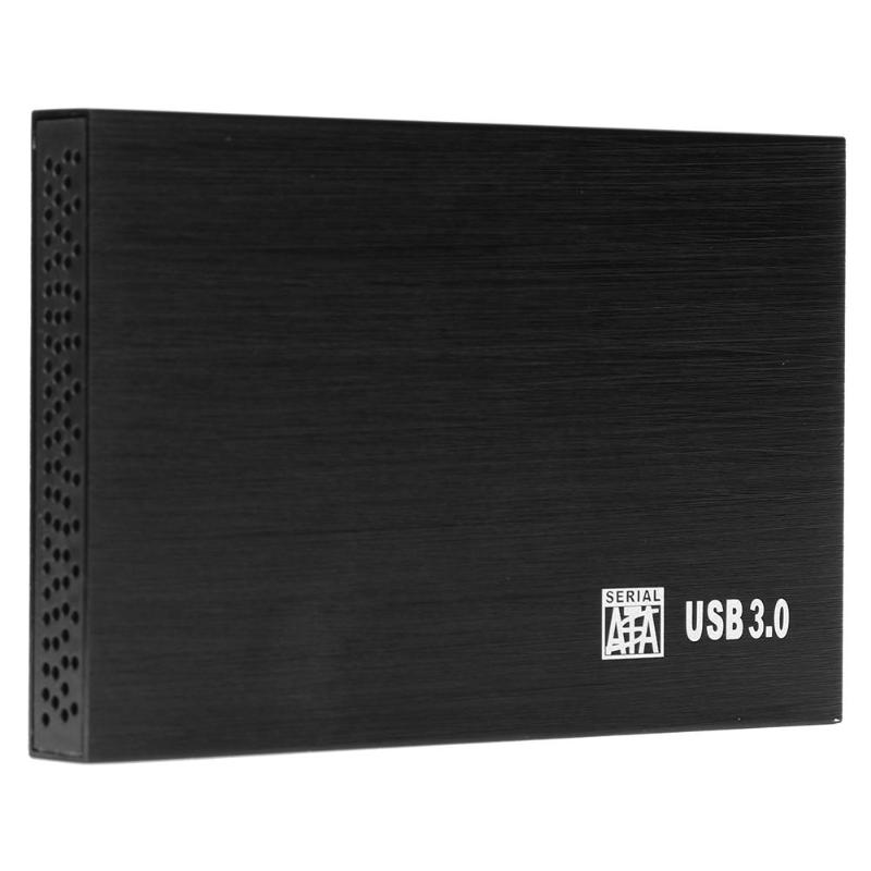 2.5 Inch Hard Disk Case SATA USB3.0 HDD Box External Hard Drive Enclosure High Speed 6GB/s SATA USB3.0 HDD Enclosure Case