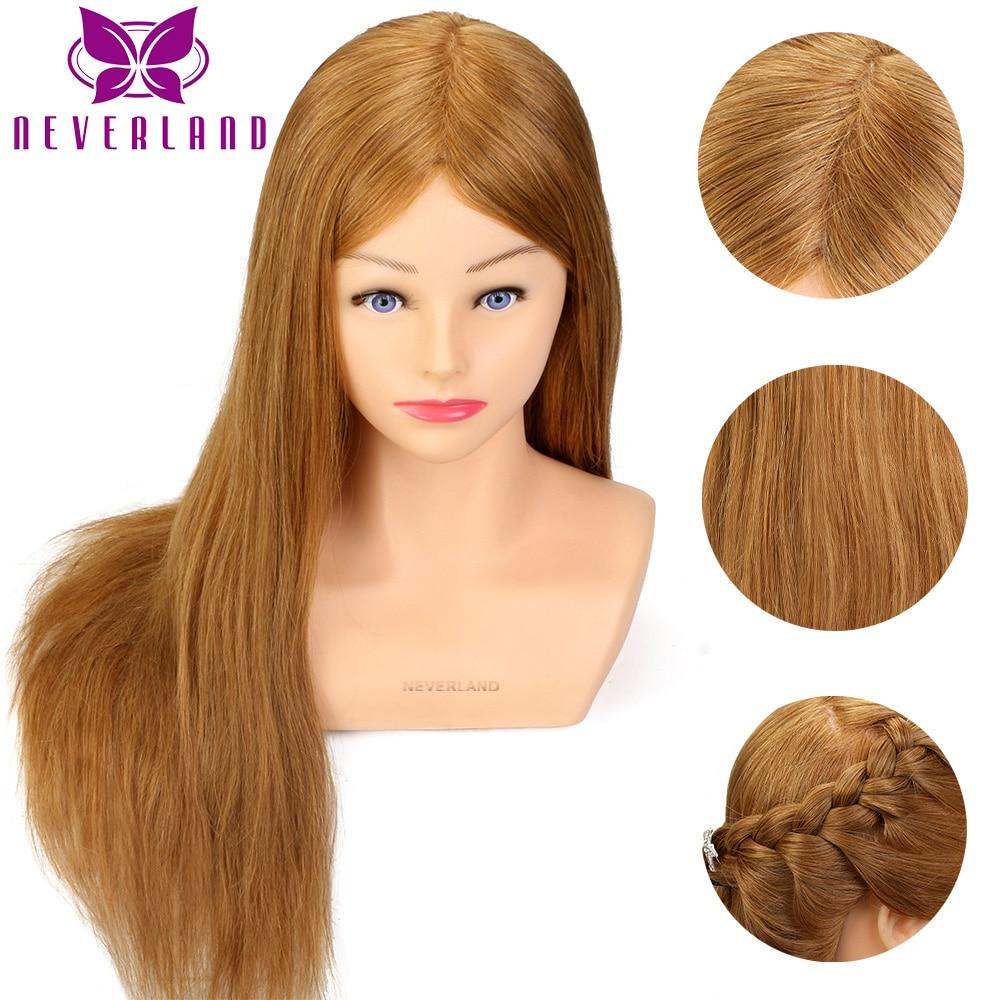 Cabeza de entrenamiento de cabello 80% Real de 24 pulgadas con hombros, pelo, ojos azules, peinados, maniquí de muñeca, cabeza de MANIQUÍ PARA maniquí de peluquería Vilaxh hermano J430 cabeza de impresión para Hermano, 5910, 6710, 6510, 6910 MFC-J430 J430W MFC-J725 MFC-J625DW MFC-J625DW 825DW cabezal de impresión