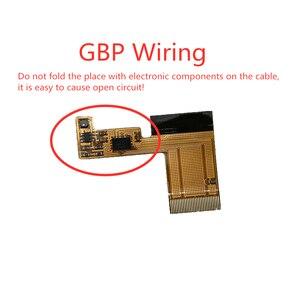 Image 3 - 2.2 「高光画面任天堂ゲームボーイポケットgbp gbp lcdバックライト液晶画面gbp高輝度液晶gbpバックライトlcd