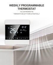 Контроллер температуры вентиляторной катушки myuet my625 регулируемый