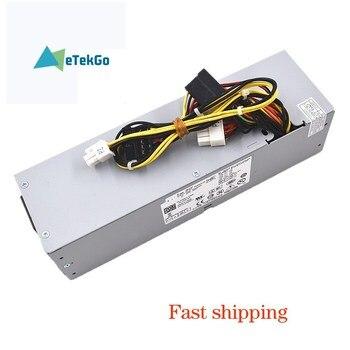 Power Supply for DELL OPTIPLEX 3010 390 790 990 SFF  2TXYM RV1C4 3WN11 592JG d3d1c 9d9t1 053n4 l265am 00 h265am 00 for optiplex 390 790 990 265w power supply