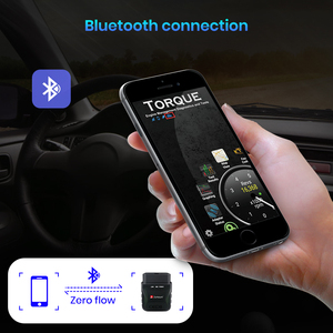 Автомобильный мини-сканер ELM327 Bluetooth 4,0 OBD2 V3 адаптер автомобильный диагностический инструмент сканирующий инструмент для Junsun DVD