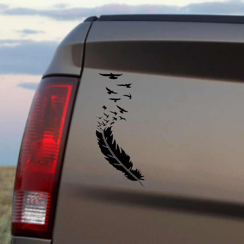 سيارة الشارات ملصق حائط من الفينيل نافذة ملصقا أسود/الفضة ملصقات لأودي a3 8p 8v 8l a4 b8 b6 b7 b5 b9 a5 a6 c7 c5 c6 q7 tt q3 a7 a8