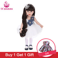 Girl Doll Handmade Soft Toy for Little girl