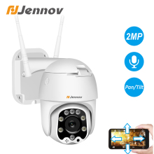 Jennov Wireless HD 1080P Wifi Camera Yoosee P2P Outdoor Dome Home Security IP Camera Surveillance Onvif Waterproof Night Vision
